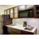 Well-equipped One Bedroom Queen Suite Kitchen