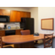 Large dining table/work station in all King Suites