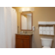 Large guest bathrooms in all suites