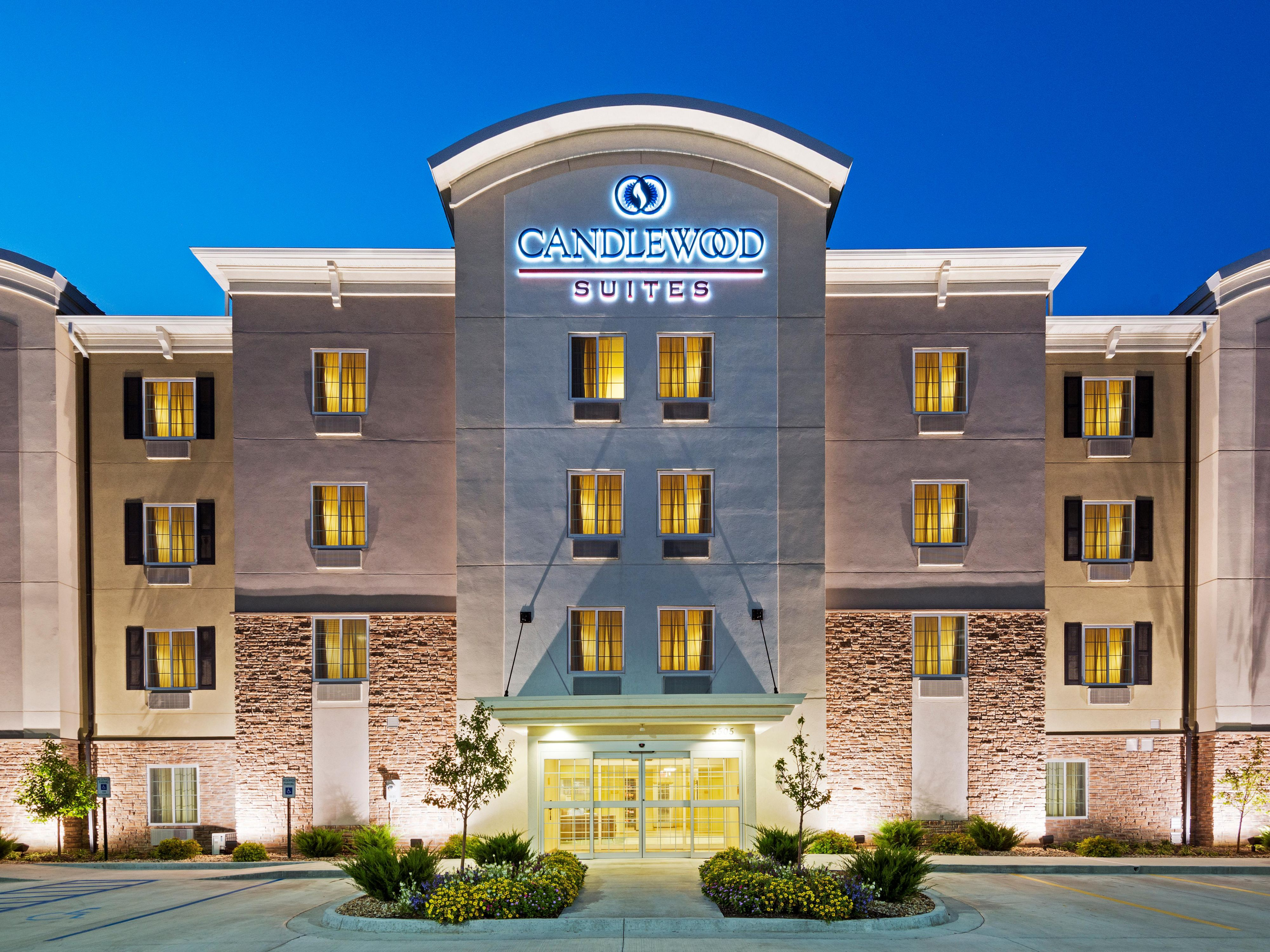 Candlewood Suites DTWN Medical Center - Extended Stay Hotel in