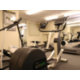 Fitness Center available 24 hours