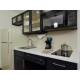 Each suite includes a kitchenette