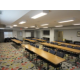 Conference Room with a Full Class Room Set Up