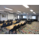 Conference Room with a Full Classroom Set Up