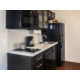 Kitchens in all rooms