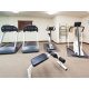 SLCNT Candlewood Suites Salt Lake City Aiport Fitness Center