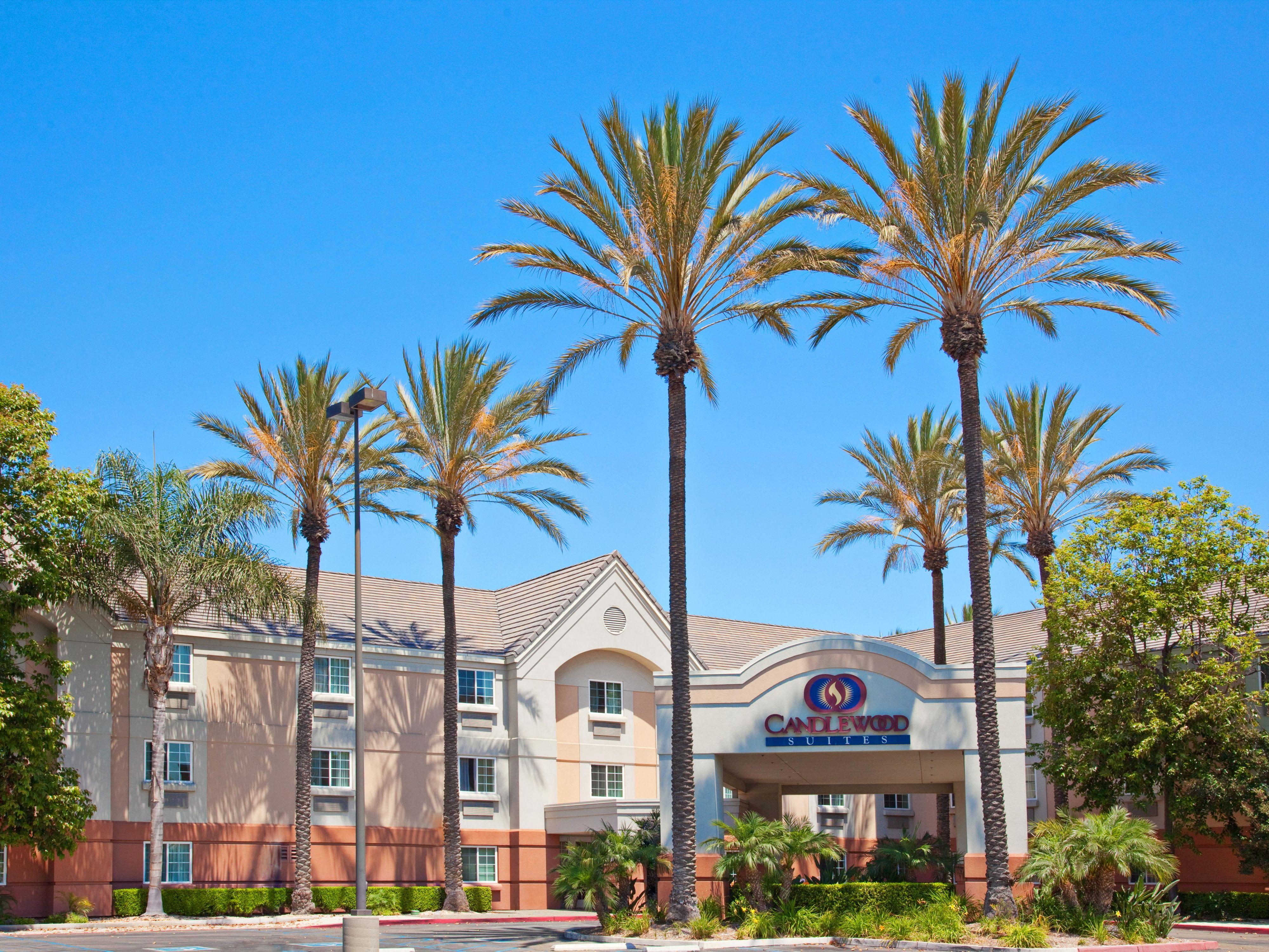Extended Stay Hotels Santa Ana Ca