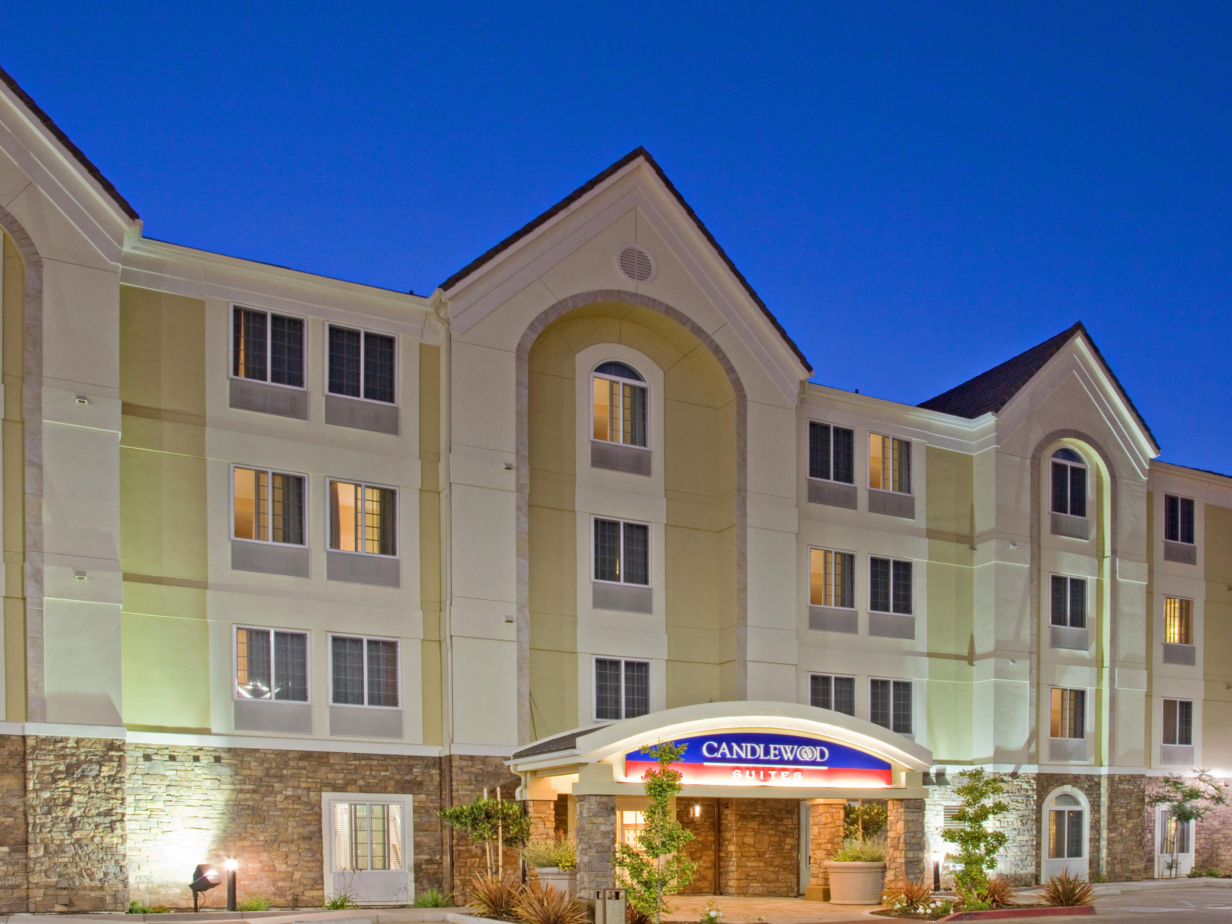 Santa Maria Hotels Candlewood Suites Extended Stay Hotel In California