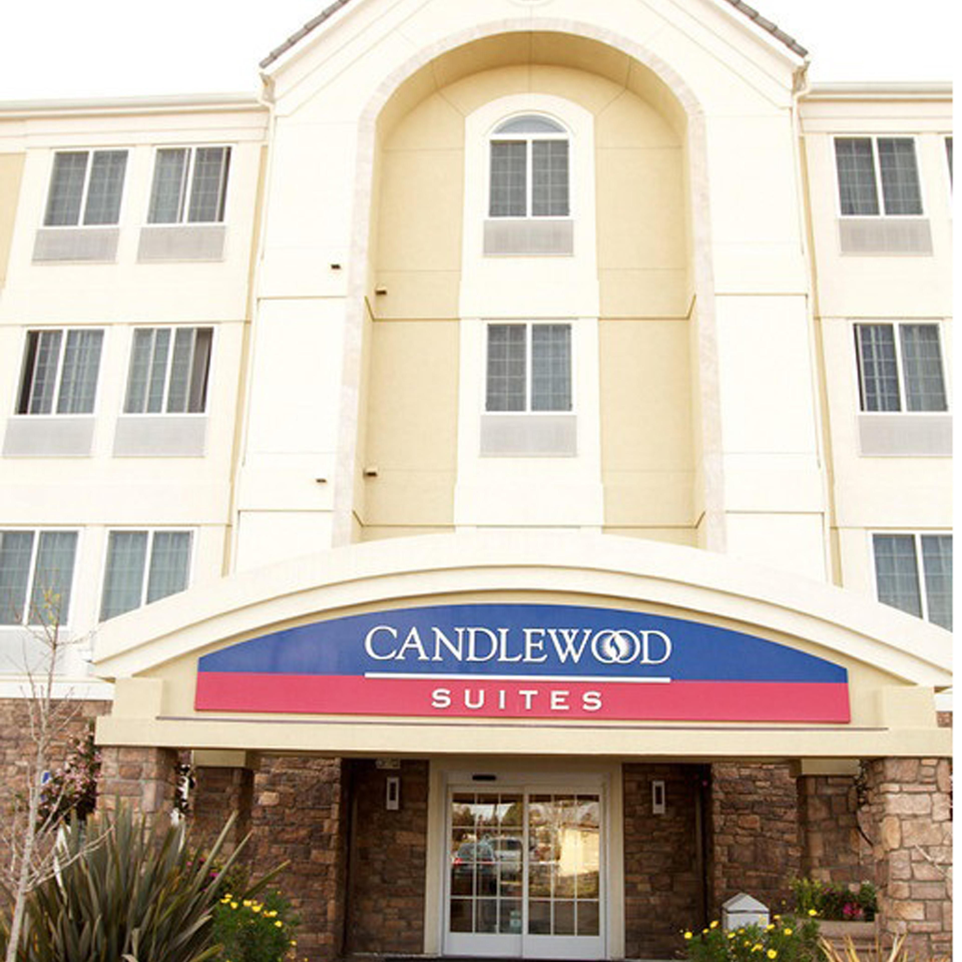 Candlewood Suites Santa Maria - Extended Stay Hotel in Santa Maria ...