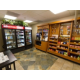 Candlewood Cupboard open 24/7 featuring snacks, meals & beverages