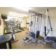 We'll keep you on your fitness routine with our well appointed gym