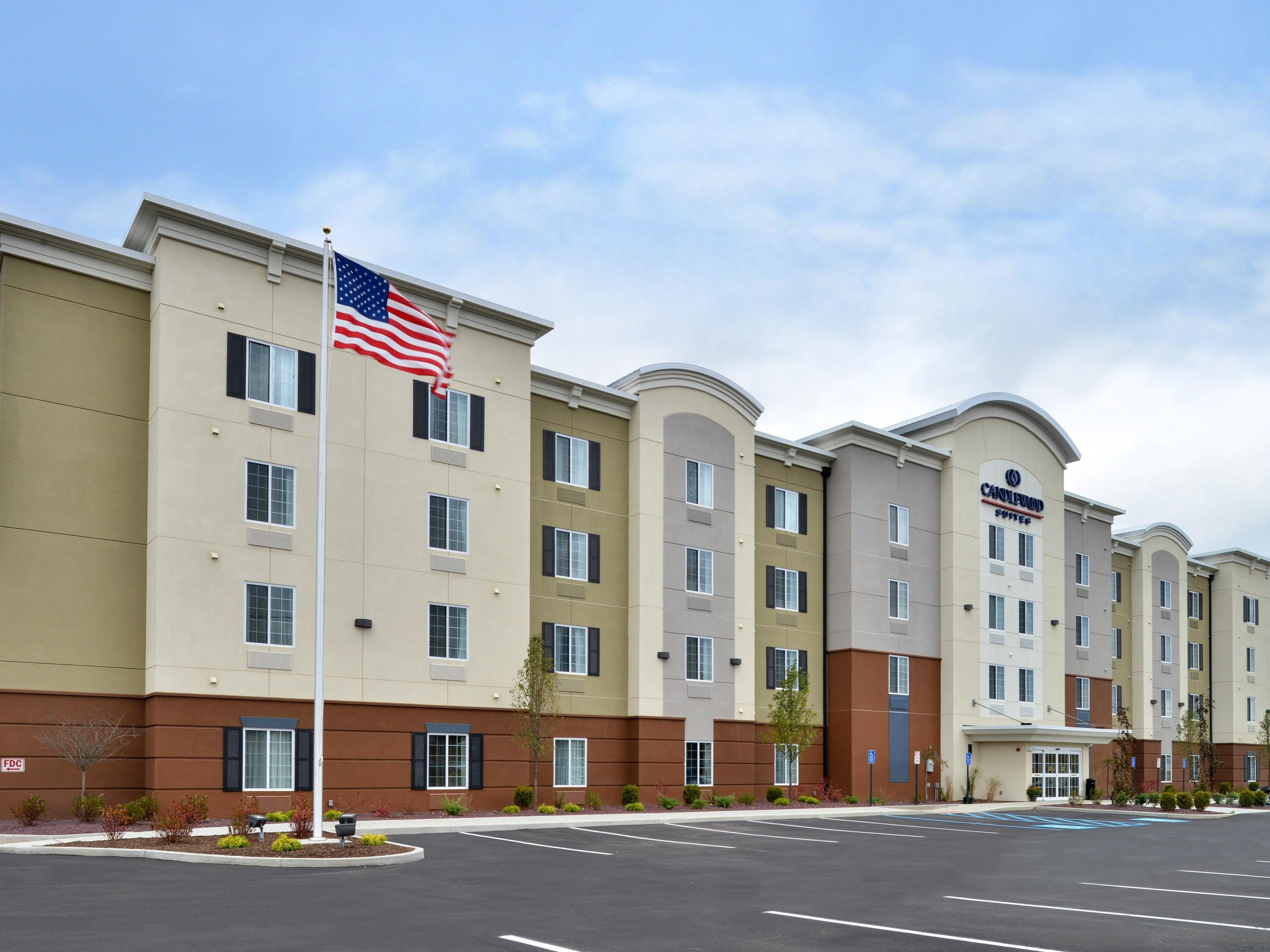 Sayre Hotels Candlewood Suites Extended Stay Hotel In Pennsylvania