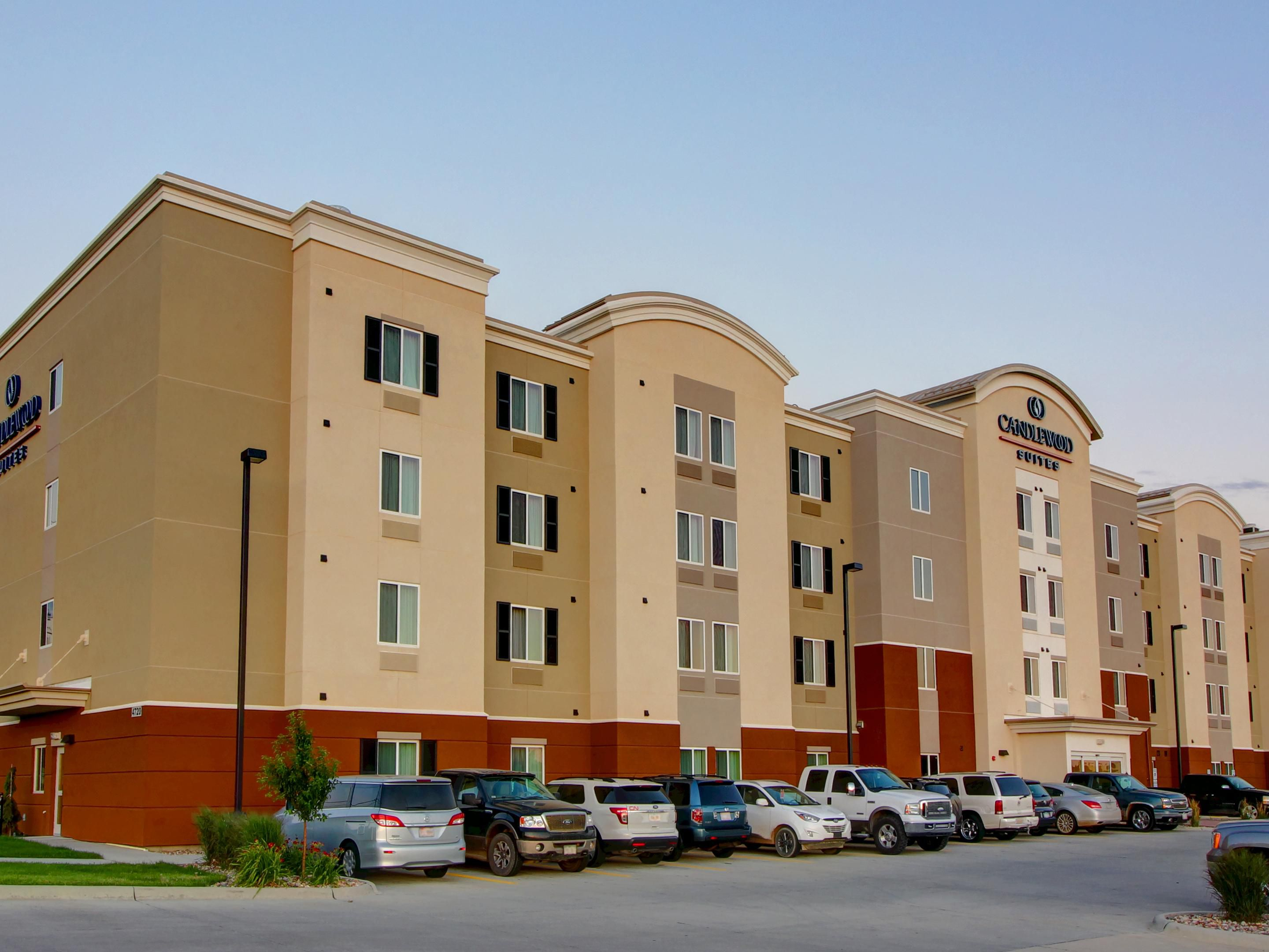 Candlewood Suites Sioux City Southern Hills Extended Stay Hotel In Iowa