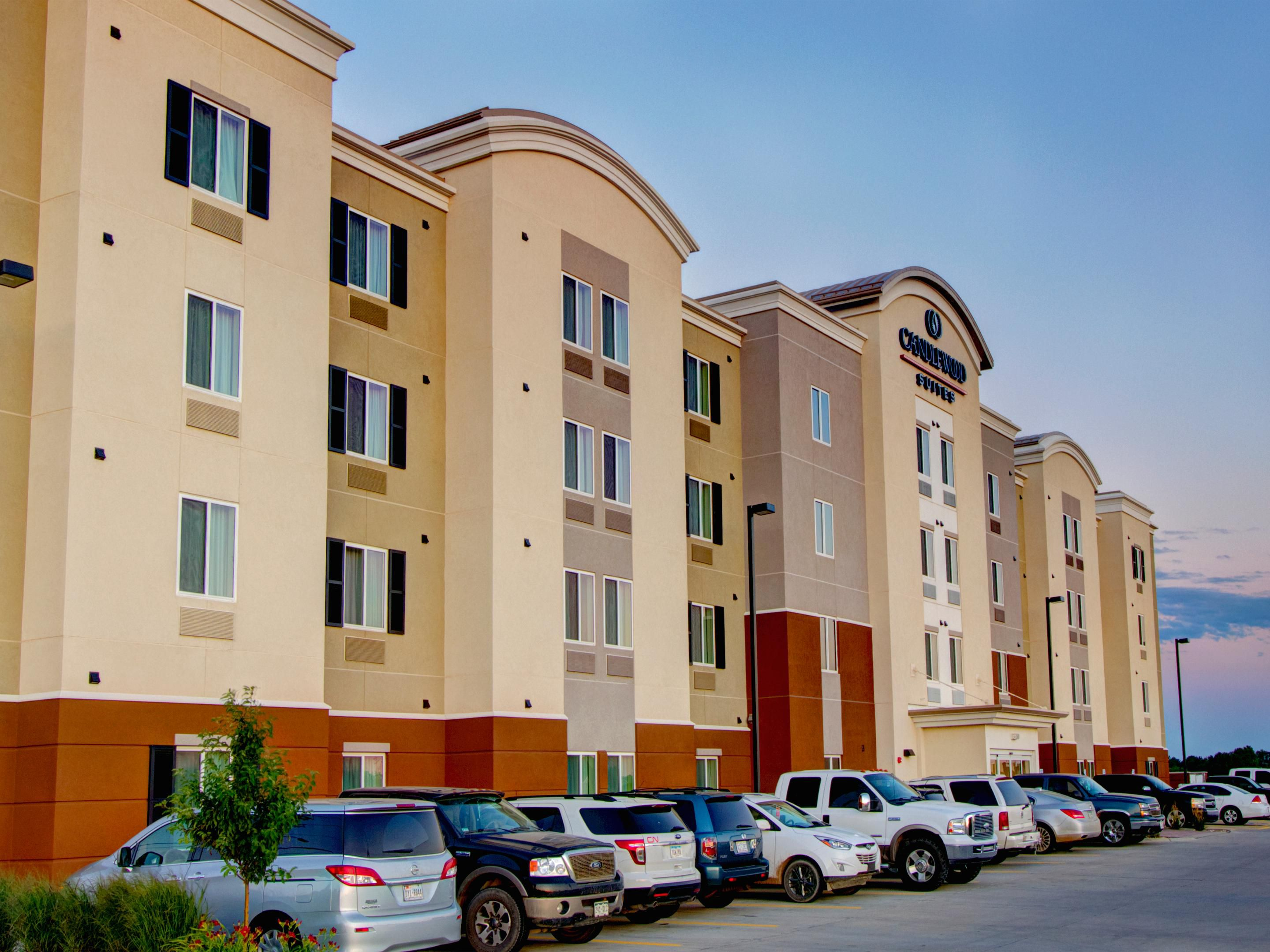 Candlewood Suites Sioux City Southern Hills Extended Stay