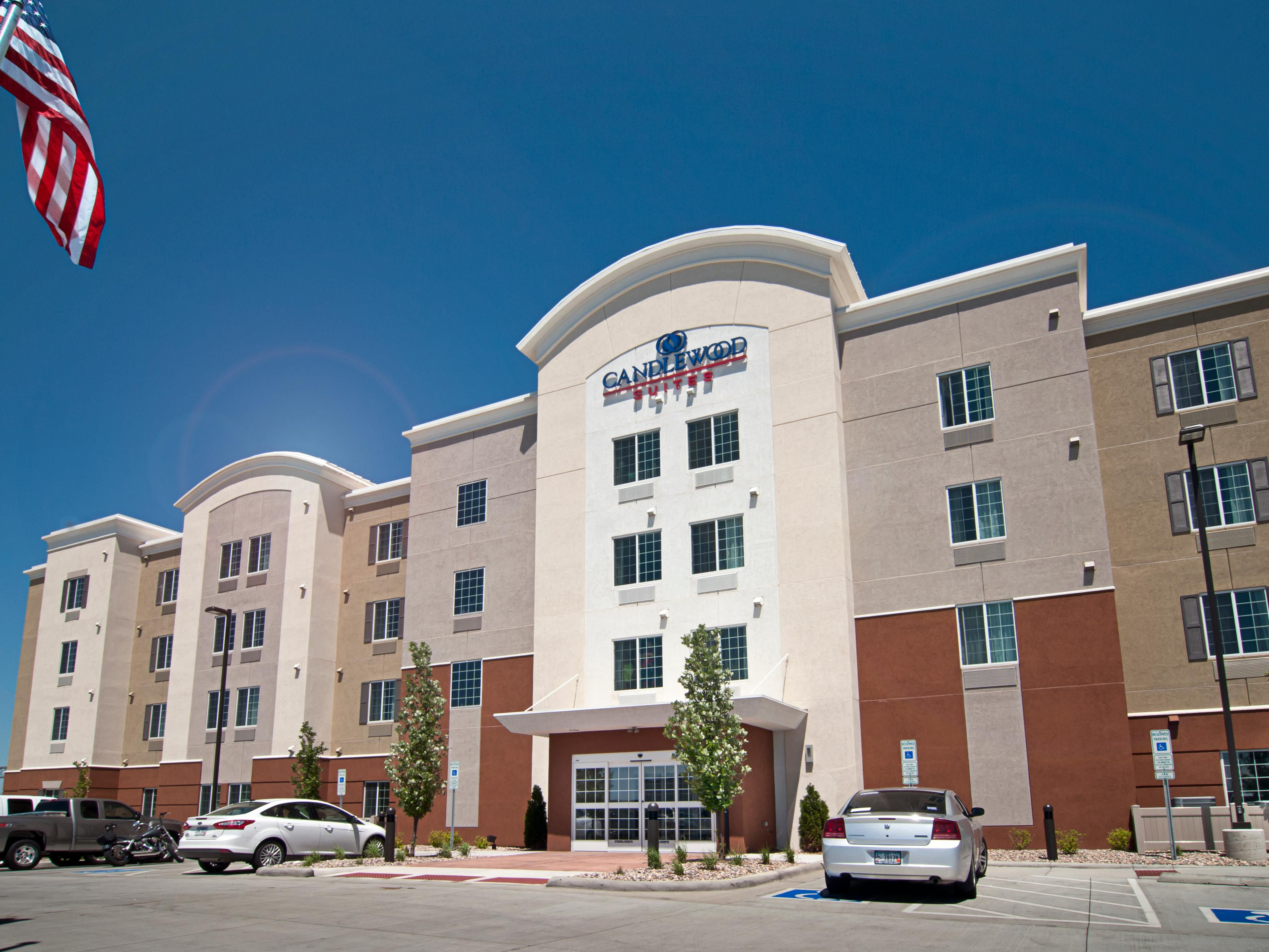 Candlewood Suites Sioux Falls - Extended Stay Hotel in Sioux