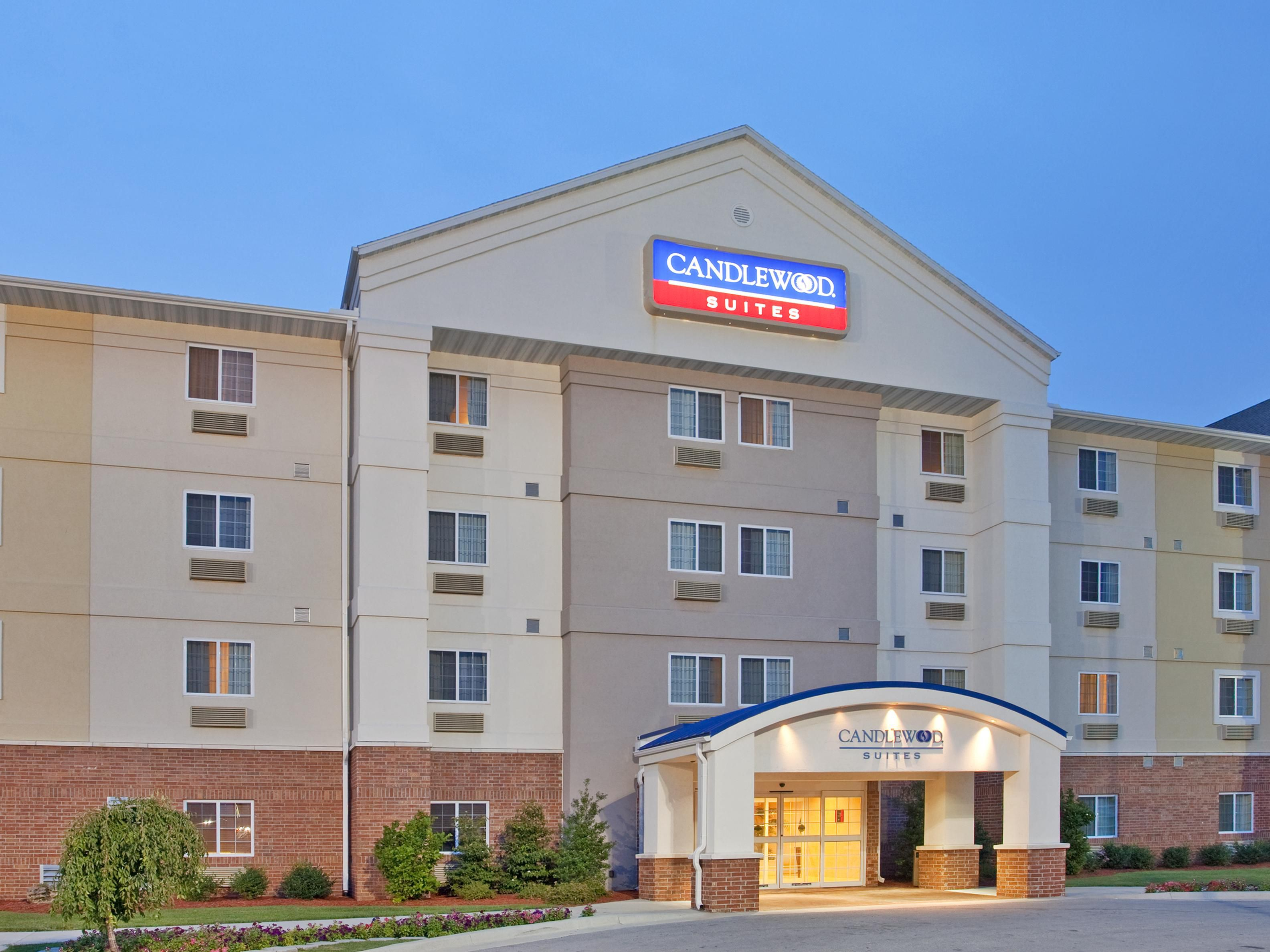 Springfield Hotels Candlewood Suites Springfield South Extended