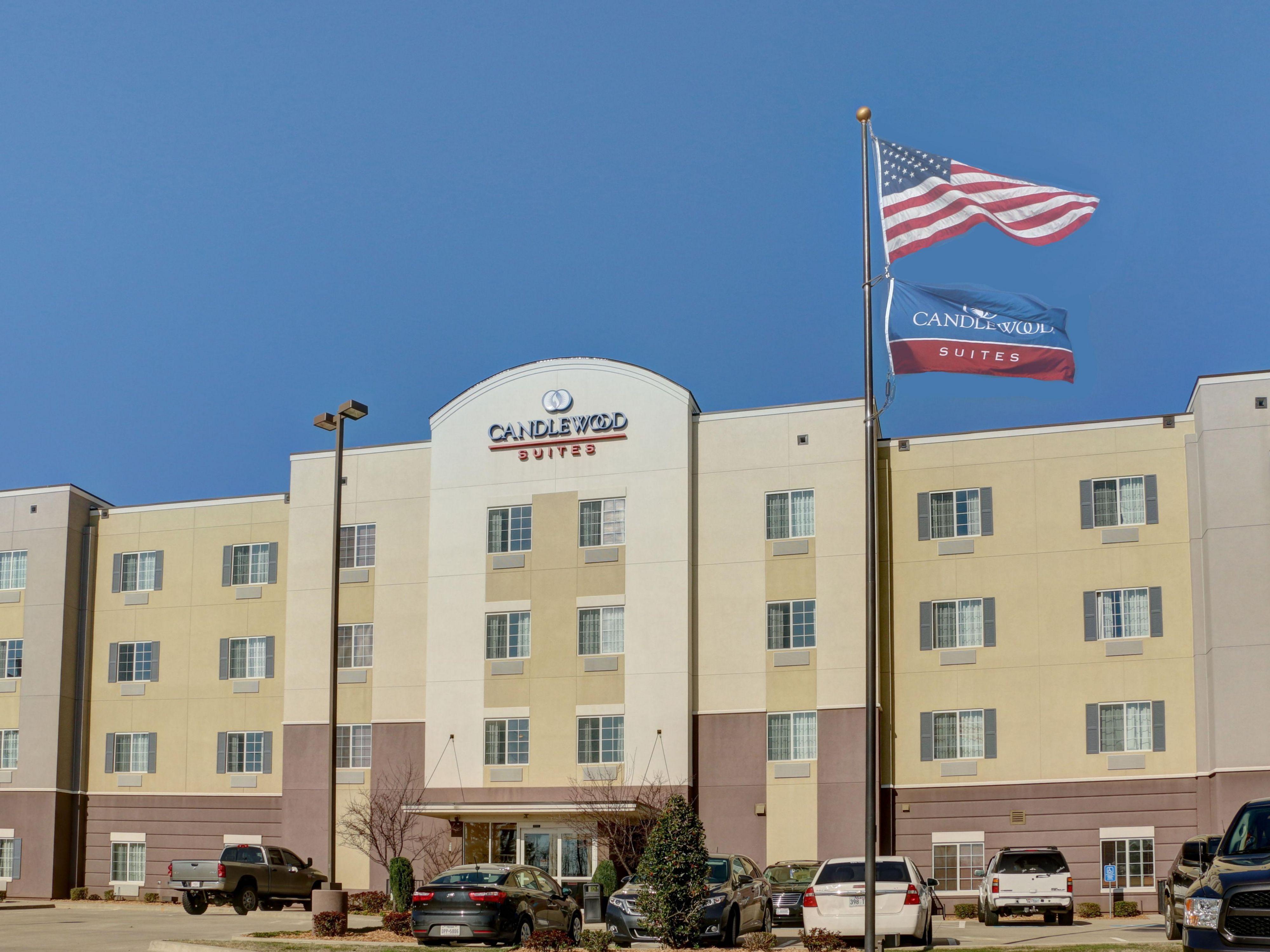 Texarkana Hotels