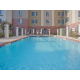 Relax in our sparkling pool--Texas weather lets you do so longer.