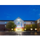 Candlewood Suites-Troy Hotel Exterior At Night