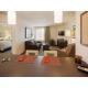 700 sq ft 1-Bedroom Studio Suites