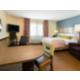 456 sq ft Studio Suites with Queen Size Bed
