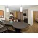 Living Room Area in One Bedroom Suite