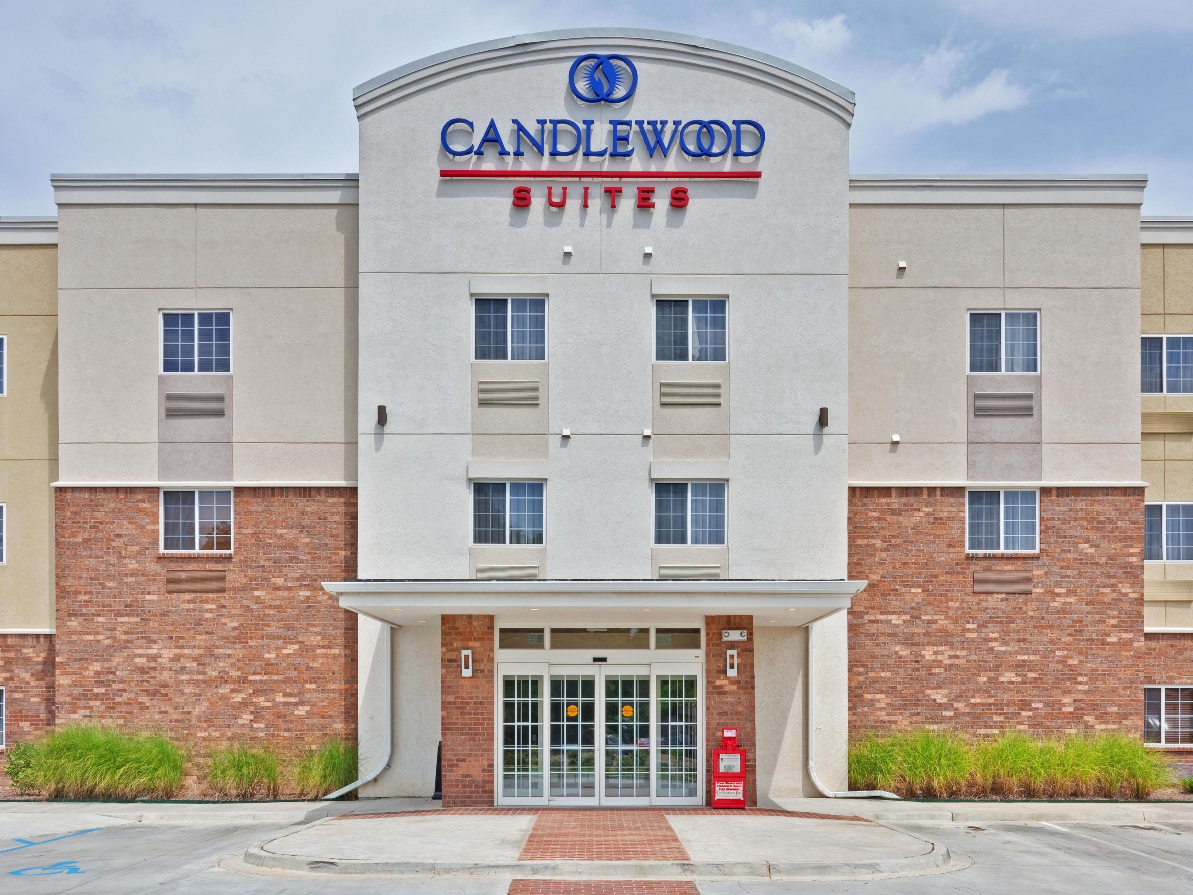 Candlewood Suites Vicksburg