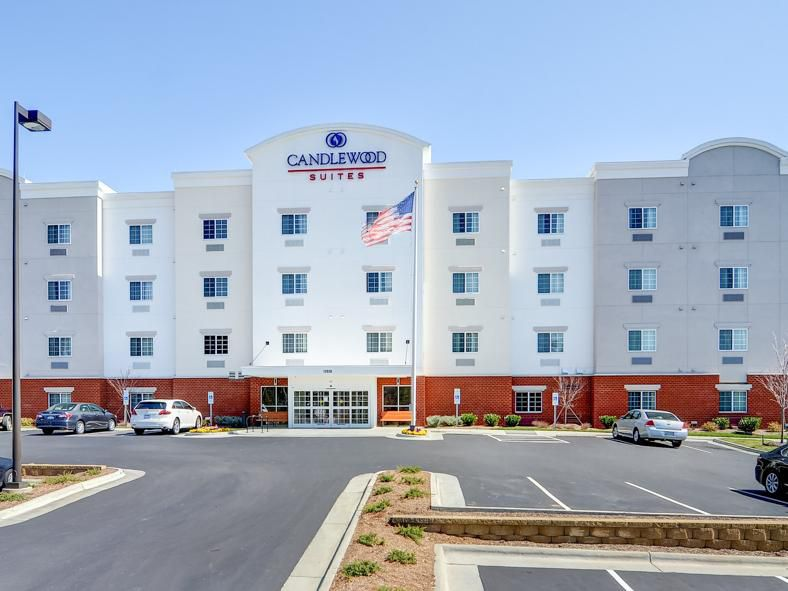 Extended Stay Hotels Wake Forest Nc