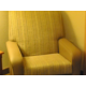 New recliners in guest room