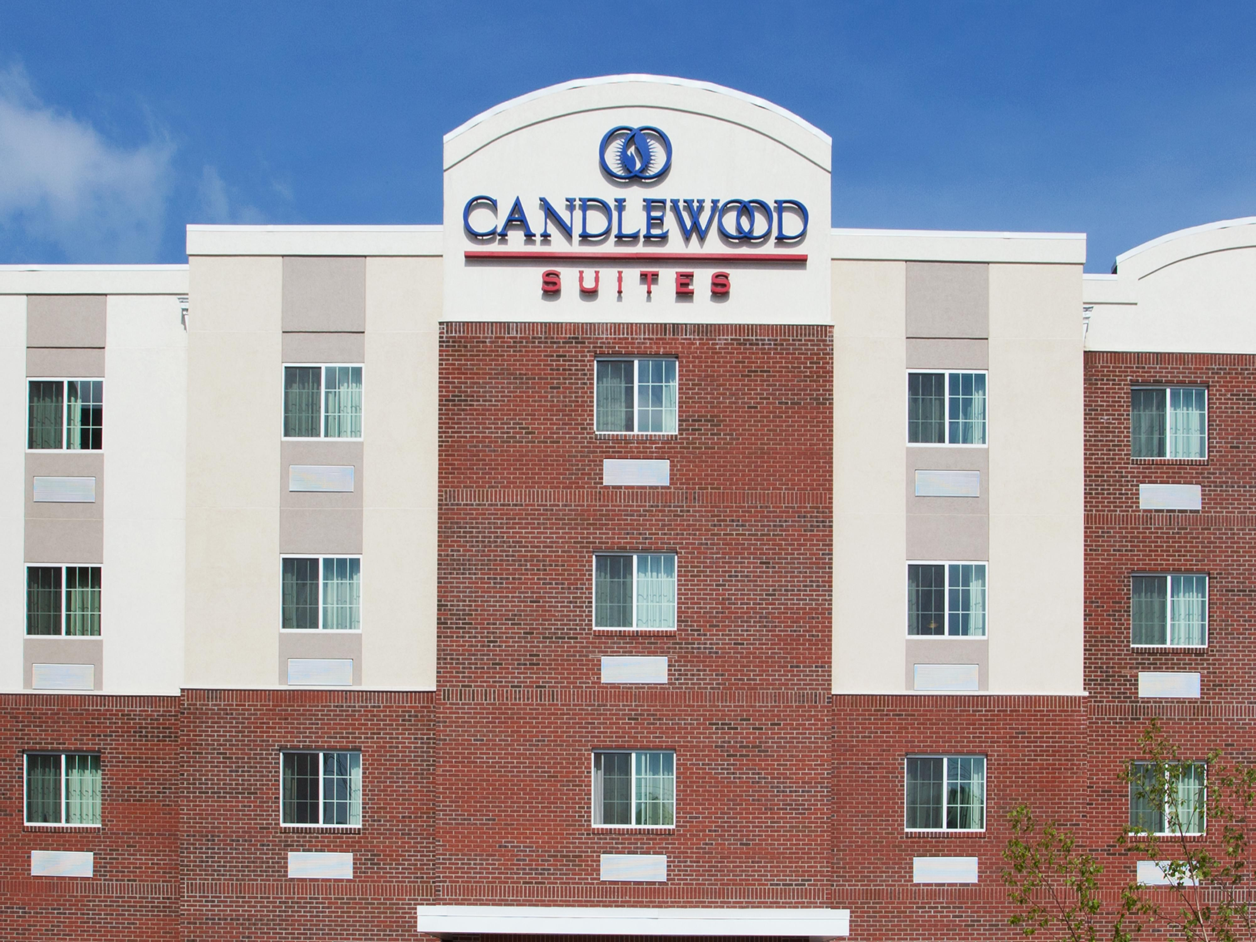 Washington Hotels Candlewood Suites North Extended Stay Hotel In Pennsylvania