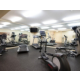 24 Hour Fitness. Outdoor access to lighted walking/jogging trail