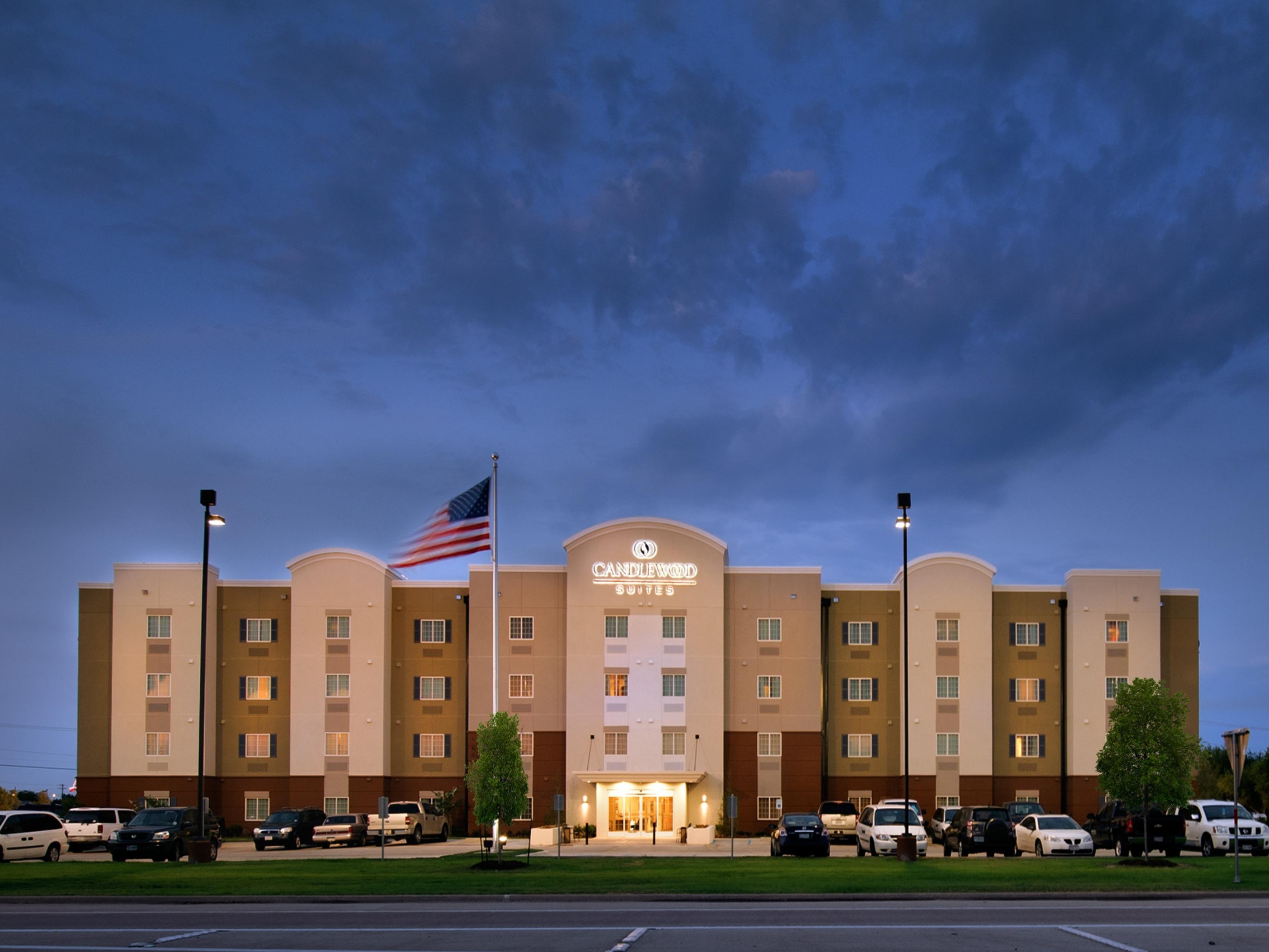 White Settlement Hotels