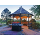 Gazebo and Grill