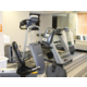 Come work out in our 24 hr. fitness center!