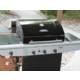 Grill up some good food on our gas grill located in our gazebo!