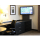 Watch tv from anywhere in your suite!