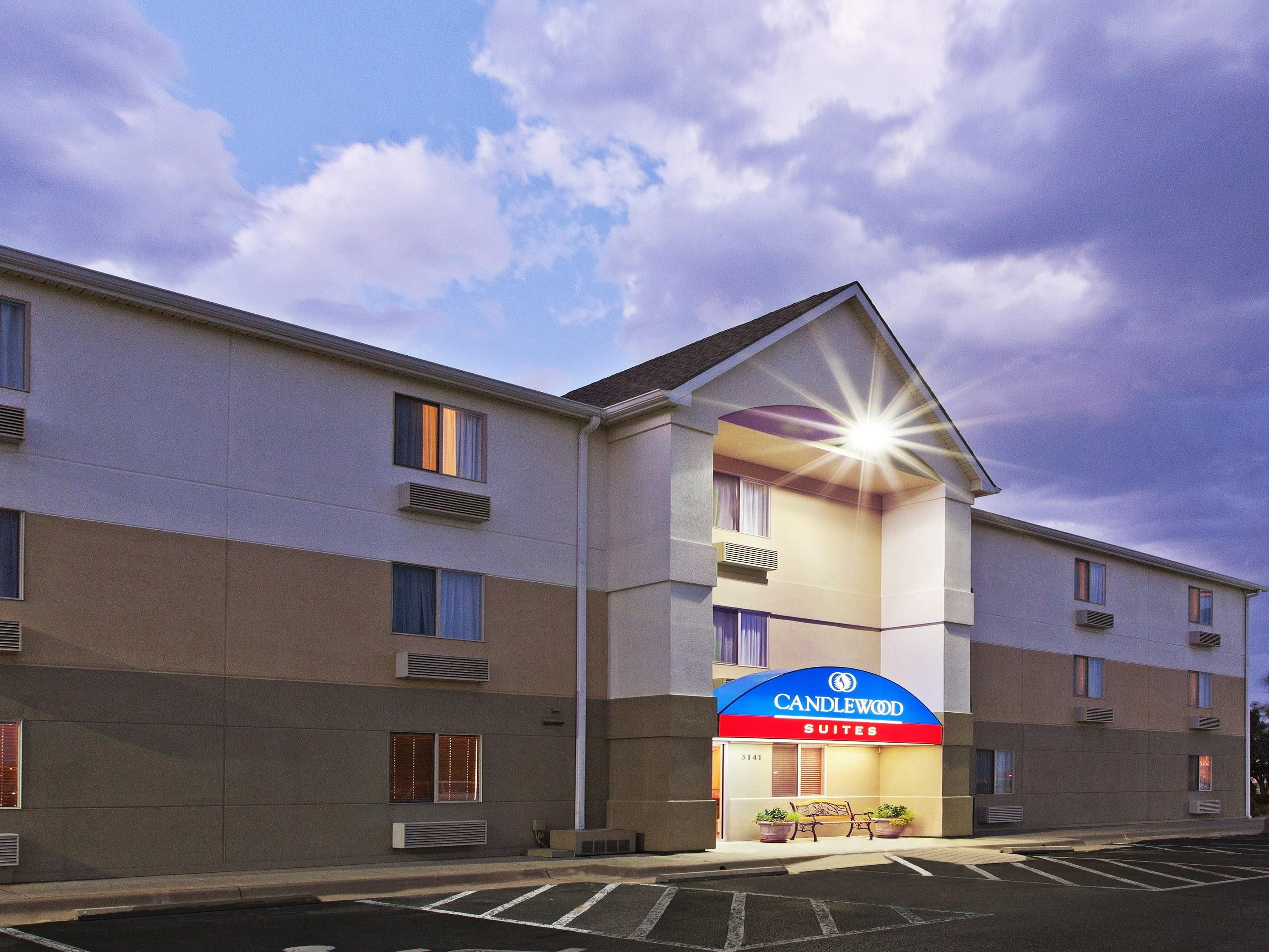 wichita hotels candlewood suites wichita northeast extended stay