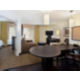 Our one bedroom suites have a spacious floor plan!