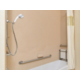 Accessible Bathroom with Grab Bar