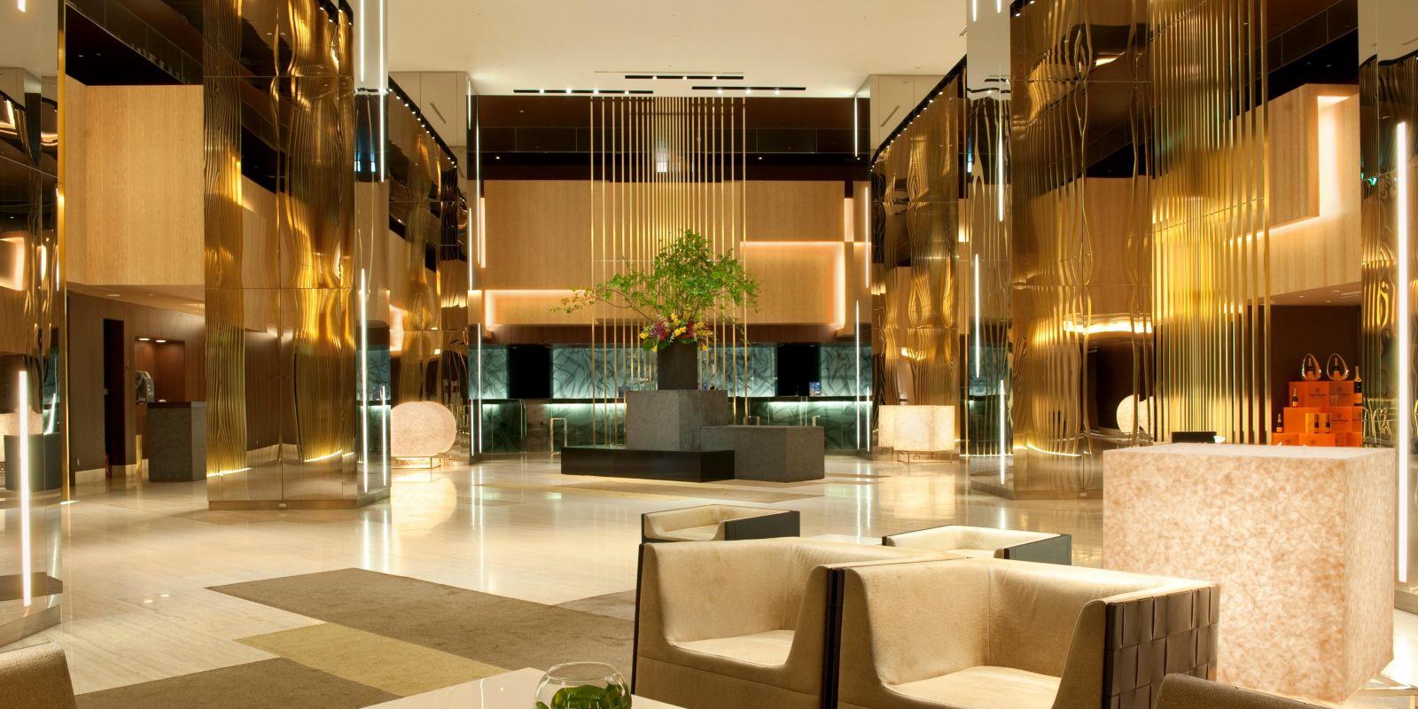 Crowne plaza ana osaka osaka shi for Design hotel osaka