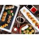 Dim sum and sushi at Cho Gao