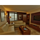 Feel at home away from home at our Executive Suite Living Area