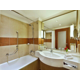 Delightful Bathroom with modern amenities