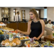 Crowne Plaza Club; A Variety of Dishes to Satisfy every Palette