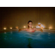 The ultimate relaxation experience at our indoor Jacuzzi