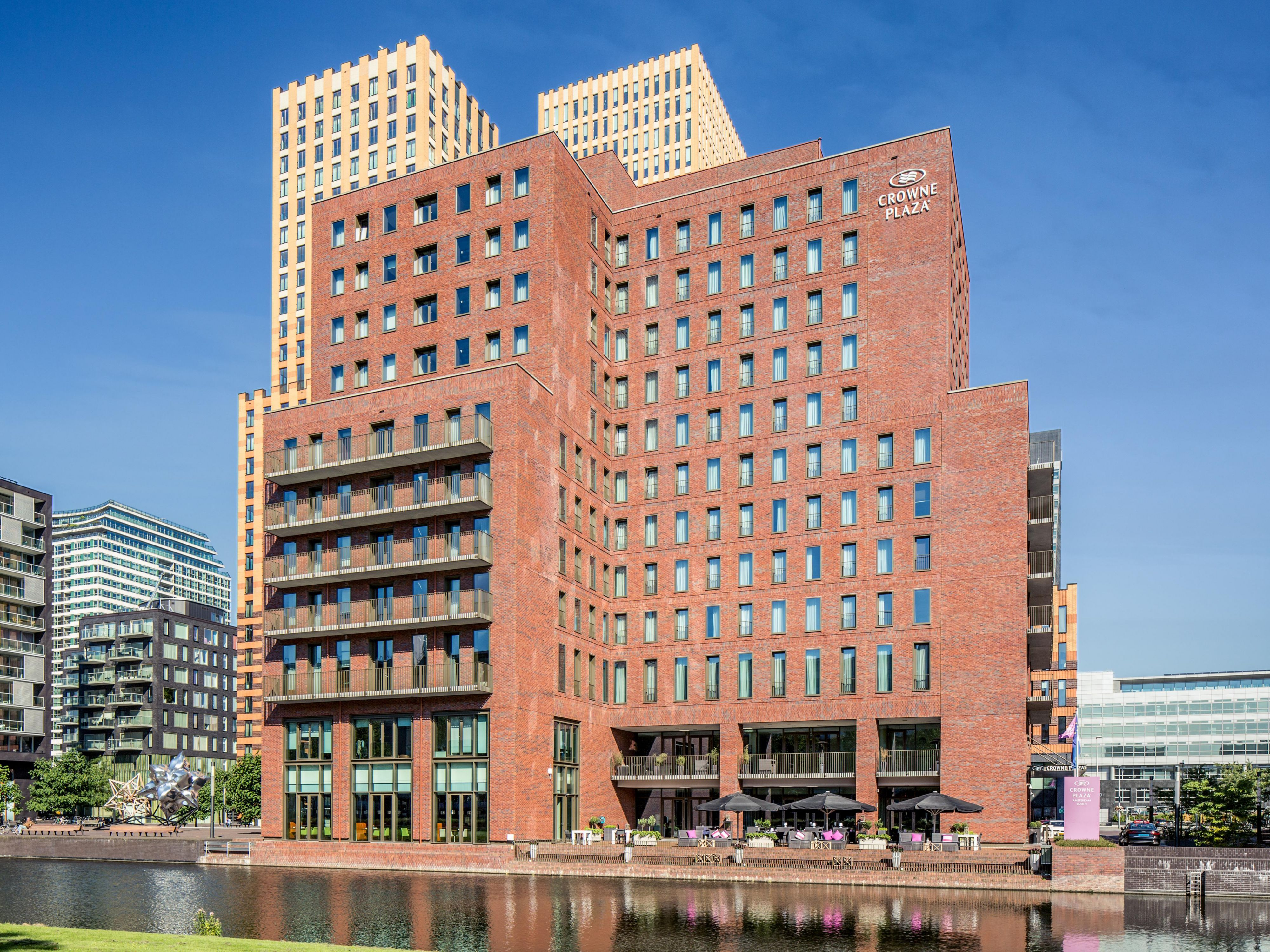 Crowne Plaza Amsterdam - South