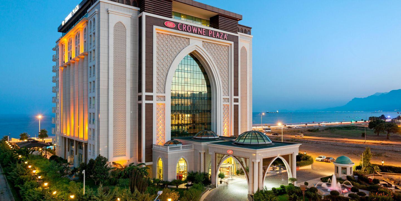 Business Hotel Near Antalya Crowne Plaza Antalya