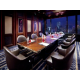The sophisticate board room at business centre