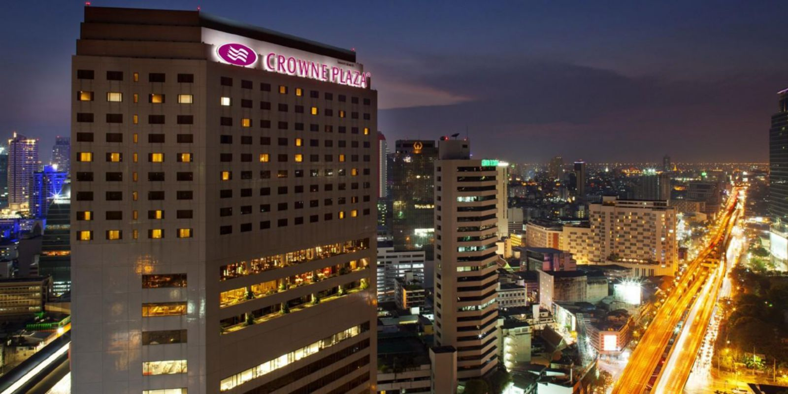 1 Liberty Plaza 23rd Floor Crowne Plaza Bangkok Lumpini