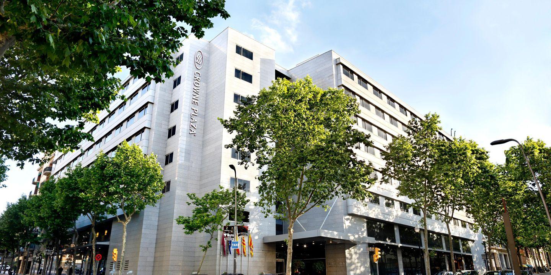 Business Hotel Crowne Plaza Barcelona Fira Center